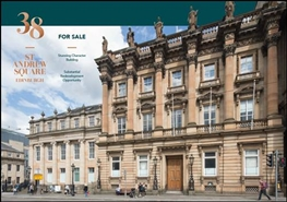 49,239 SF High Street Shop for Sale  |  38 St Andrew Square, Edinburgh, EH2 2AD