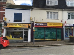 757 SF High Street Shop for Rent  |  73 Fore Street, Saltash, PL12 6AB