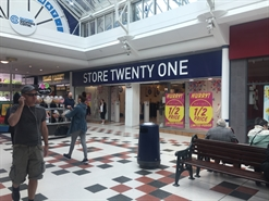 2,899 SF Shopping Centre Unit for Rent  |  87-88 Raven Way, Salford  Shopping Centre, Salford, M6 5JA