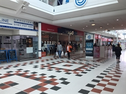2,422 SF Shopping Centre Unit for Rent  |  58-59 Fitzgerald Way, Salford Shopping Centre, Salford, M6 5JA