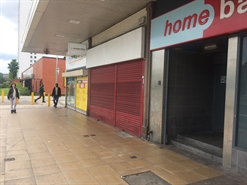 906 SF Shopping Centre Unit for Rent  |  45 Hankinson Way, Salford Shopping Centre, Salford, M6 5JA