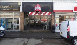 1,324 SF High Street Shop for Rent  |  291 Goring Road, Worthing, BN12 4NX