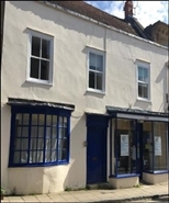 994 SF High Street Shop for Sale  |  45 Cheap Street, Sherborne, DT9 3PU