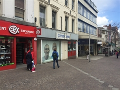3,197 SF High Street Shop for Rent  |  28/30 Sandgate Road, Folkestone, CT20 1DP