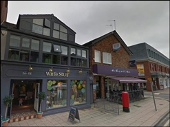 1,092 SF High Street Shop for Rent  |  Forty Four, Wilmslow, SK9 5AP