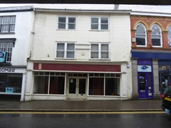 2,412 SF High Street Shop for Rent  |  24 Fore Street, Bodmin, PL31 2HQ
