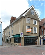 678 SF High Street Shop for Rent  |  2 Abbeygate Street, Bury St Edmunds, IP33 1UL