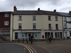 870 SF High Street Shop for Sale  |  9, 11, 13, Monmouth, NP25 2ES
