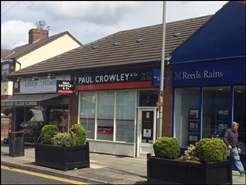 468 SF High Street Shop for Rent | 32 Almonds Green, Liverpool, L12 5HS