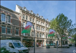 2,125 SF High Street Shop for Rent  |  18 The Hayes, Cardiff, CF10 1AF