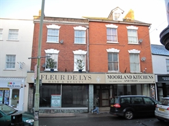 1,339 SF High Street Shop for Sale  |  40 & 38 Bampton Street, Tiverton, EX16 6AH