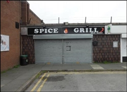 776 SF High Street Shop for Rent  |  Unit 2, The Precinct, Crewe, CW2 8UR