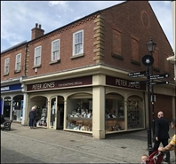 1,442 SF High Street Shop for Rent  |  19 Salter Row, Pontefract, WF8 1BA
