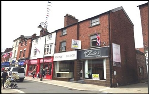 959 SF High Street Shop for Rent  |  41 - 41A Derby Street, Leek, ST13 6HU