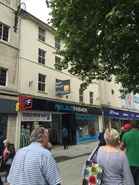 2,385 SF High Street Shop for Rent  |  40-42 Queen Street, Cardiff, CF10