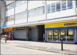 880 SF High Street Shop for Rent  |  22 Market Place, South Shields, NE33 1JF