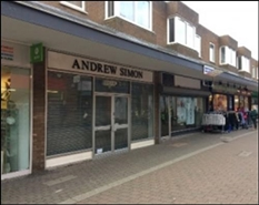 742 SF Shopping Centre Unit for Rent  |  Unit 5, Daniel Owen Shopping Centre, Mold, CH7 1AP