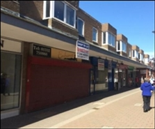 712 SF Shopping Centre Unit for Rent  |  Unit 7, Daniel Owen Shopping Centre, Mold, CH7 1AP