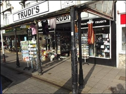 1,345 SF High Street Shop for Rent  |  45 Torbay Road, Paignton, TQ4 6AD