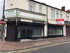 751 SF High Street Shop for Rent  |  16-17 High Street, Blackheath, B65 0DR
