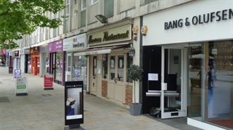 1,022 SF High Street Shop for Rent  |  106 The Parade, Watford, WD17 1AW