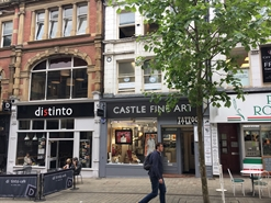 643 SF High Street Shop for Rent  |  24 - 25 Albion Place, Leeds, LS1 6JS