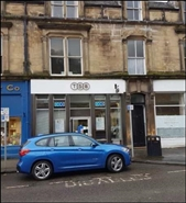 865 SF High Street Shop for Sale  |  40 Henderson Street, Stirling, FK9 4HS