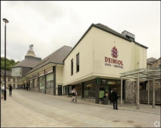 1,050 SF Shopping Centre Unit for Rent  |  Unit R1, Deiniol Shopping Centre, Bangor, LL57 1NW