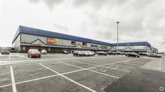 9,764 SF Retail Park Unit for Rent  |  Unit C, Liverpool, L24 9GB