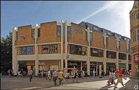 1,193 SF Shopping Centre Unit for Rent  |  Lion Yard Shopping Centre, Cambridge, CB2 3NA