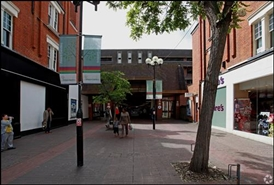 633 SF Shopping Centre Unit for Rent  |  Palace Gardens Shopping Centre, Enfield, EN2 6SN