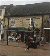 1,750 SF High Street Shop for Rent  |  34 Sheep Street, Bicester, OX26 6LG