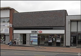 2,366 SF High Street Shop for Rent  |  67 High Street, Brownhills, WS8 6HH