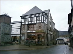 4,184 SF High Street Shop for Sale  |  Hsbc, Llanrwst, LL26 0LB