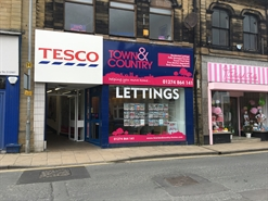 379 SF High Street Shop for Rent  |  49 Northgate, Cleckheaton, BD19 3HS