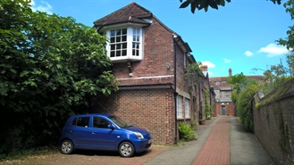 1,533 SF High Street Shop for Rent   Thebes Annexe, Lewes, BN7 2LU