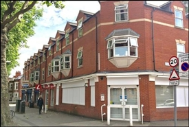 2,576 SF High Street Shop for Rent  |  39 Lenton Boulevard, Nottingham, NG7 2ET