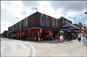 375 SF Shopping Centre Unit for Rent  |  Unit 17c, Swansgate Centre, Wellingborough, NN8 1EY