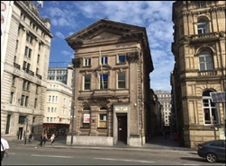 1,270 SF High Street Shop for Rent  |  Castle Moat House, Liverpool, L2 7LX
