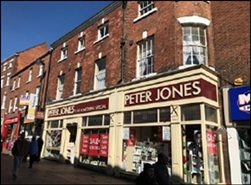 5,861 SF High Street Shop for Sale  |  18 - 22 Westgate, Wakefield, WF1 1JY