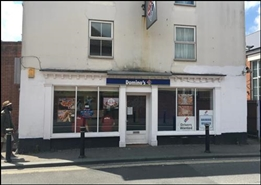 589 SF High Street Shop for Rent  |  7 - 8 Castle Street, Trowbridge, BA14 8AR