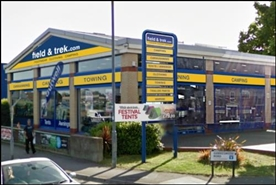 12,325 SF High Street Shop for Rent  |  Field & Trek, Southampton, SO18 1AB