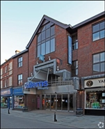 1,595 SF Shopping Centre Unit for Rent  |  Unit 17, Chilterns Shopping Centre, High Wycombe, HP13 5ES