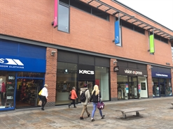 1,506 SF Shopping Centre Unit for Rent  |  Unit G42 Teall Way, Trinity Walk, Wakefield, WF1 1QU