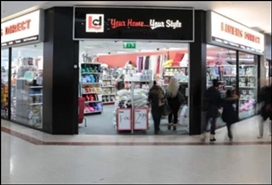 1,615 SF Shopping Centre Unit for Rent  |  Unit 23, The Stratford Centre, London, E15 1XG