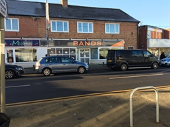 608 SF High Street Shop for Rent  |  60A Sandbach Road South, Alsager, ST7 2LP