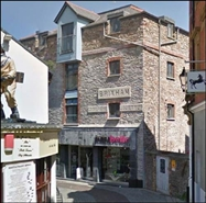 713 SF High Street Shop for Sale  |  The Pump House, Brixham, TQ5 8ED