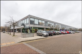 7,740 SF High Street Shop for Rent  |  Unit 25, Lloyds Court, Milton Keynes, MK9 3AE