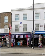 795 SF High Street Shop for Rent  |  257 Camden High Street, London, NW1 7BU