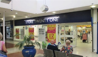 2,820 SF Shopping Centre Unit for Rent  |  Unit 4, Langney Shopping Centre, Eastbourne, BN23 7RT